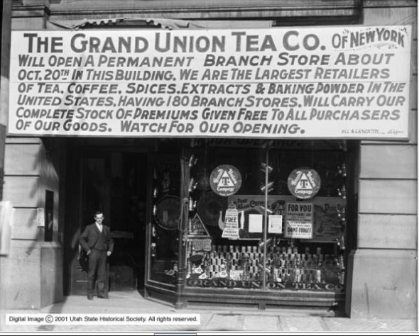 Great Union Tea Company